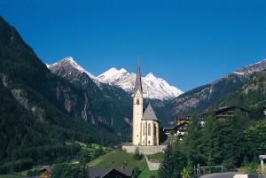 Heiligenblut am AlteAdreaTrail. Foto: Kärnten-Werbung
