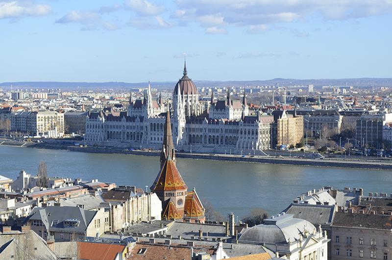 Budapest, Unternehmessitzung der Zwck-Brennerei