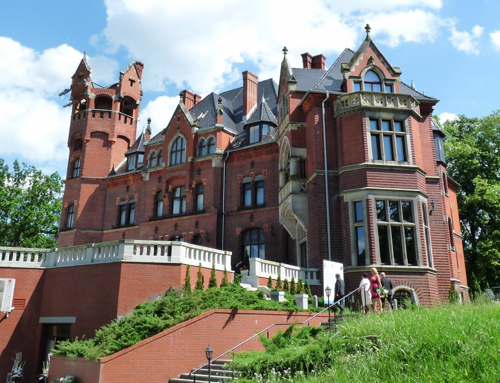 Schloss-Hotel Wąsowo. Foto: Höck